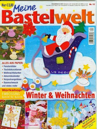 Bastelwelt tél - Angela Lakatos - Picasa Webalbumok