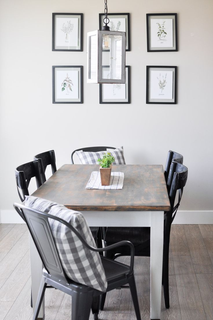 Simple Summer Dining Room Tour Farmhouse IdeasModern