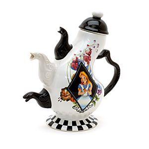 Alice im Wunderland – Verrückter Hutmacher Teekanne