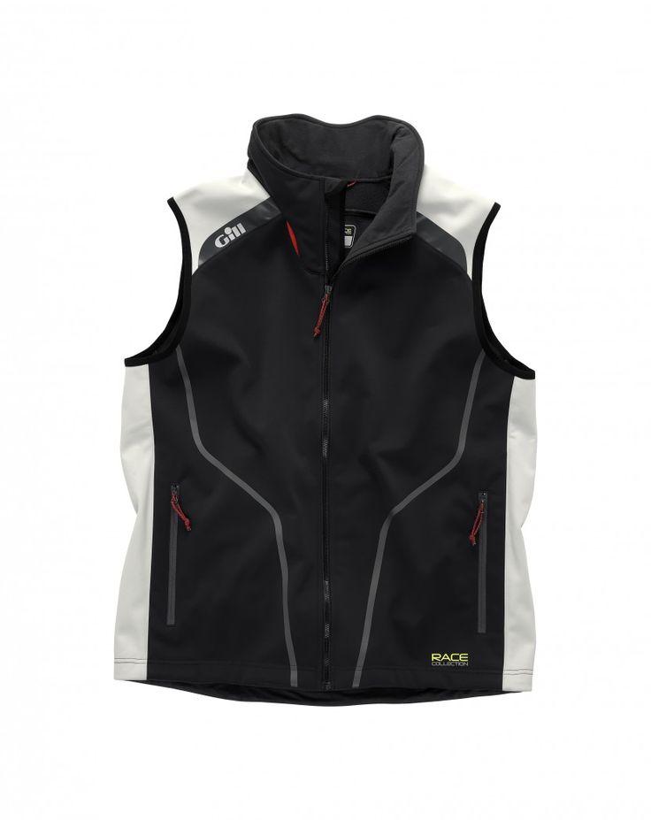 Race Softshell Gilet - Gilets - Clothing - Men