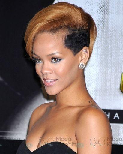 Rihanna Saç Modelleri - //  #rihannasaçmodelleri #rihannasaçörnekleri