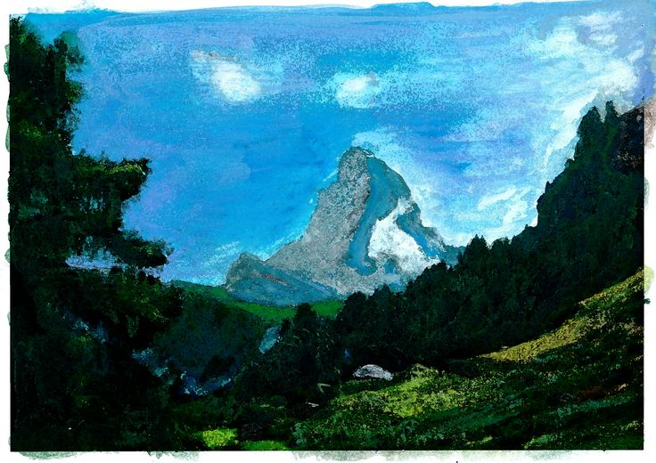 Matterhorn 2016 Ad van den Boom
