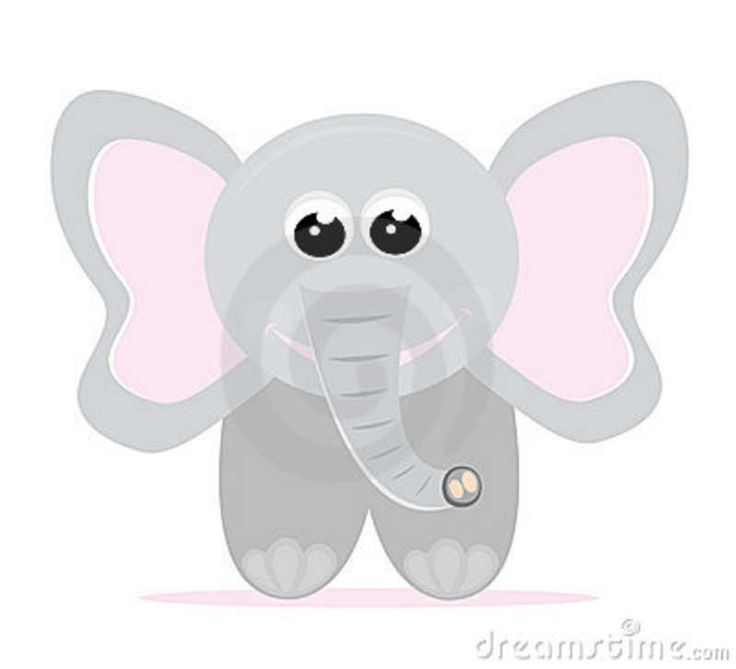 30 best images about elephant thoughts on pinterest cartoon how to draw cartoons and anime - Dessin elephant ...