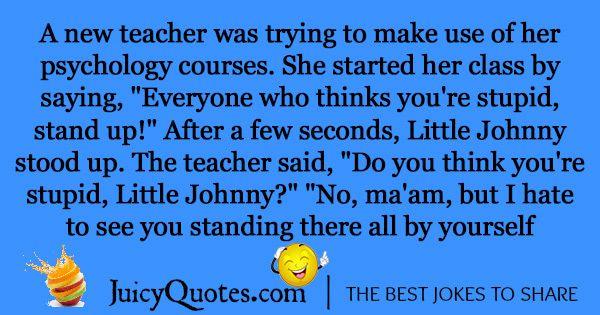 Funny Little Johnny Joke -22