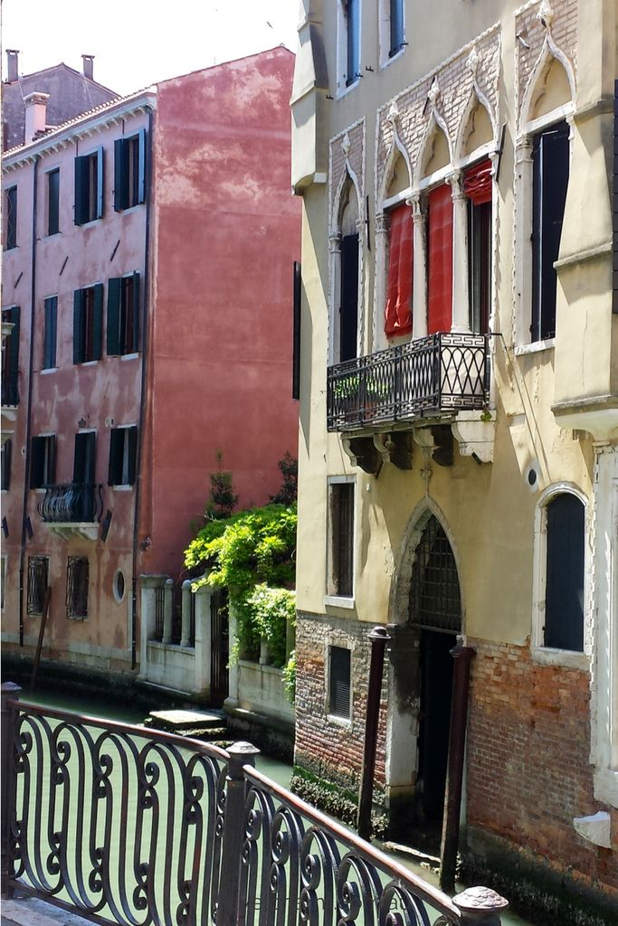 Get lost in Venice. It's the only way to see the real Venice.