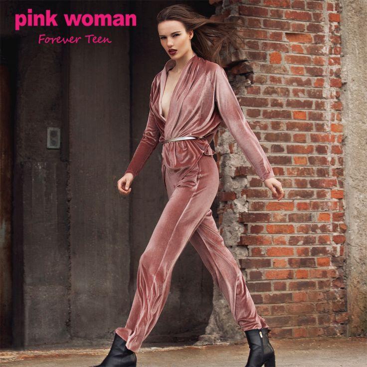 Βελούδο! Η τάση που πρέπει να υιοθετήσεις!!!  Shop online at https://www.pinkwoman-fashion.com/