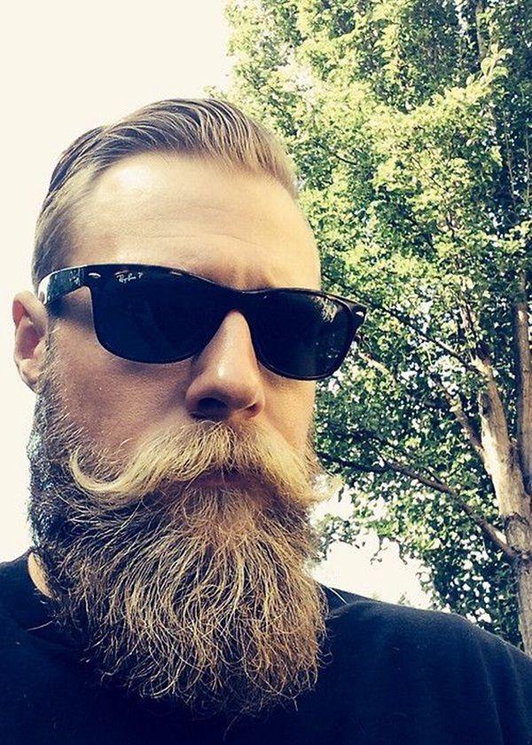 Cute Short and Full Beard Styles for Men (4)