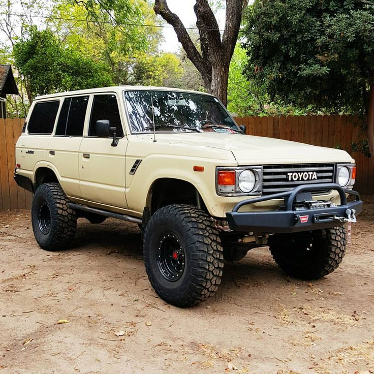 FJ60 Land Cruiser                                                                                                                                                     More