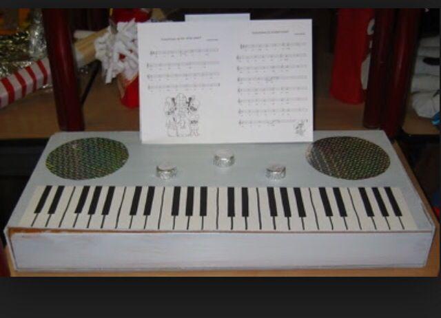 Surprise keyboard