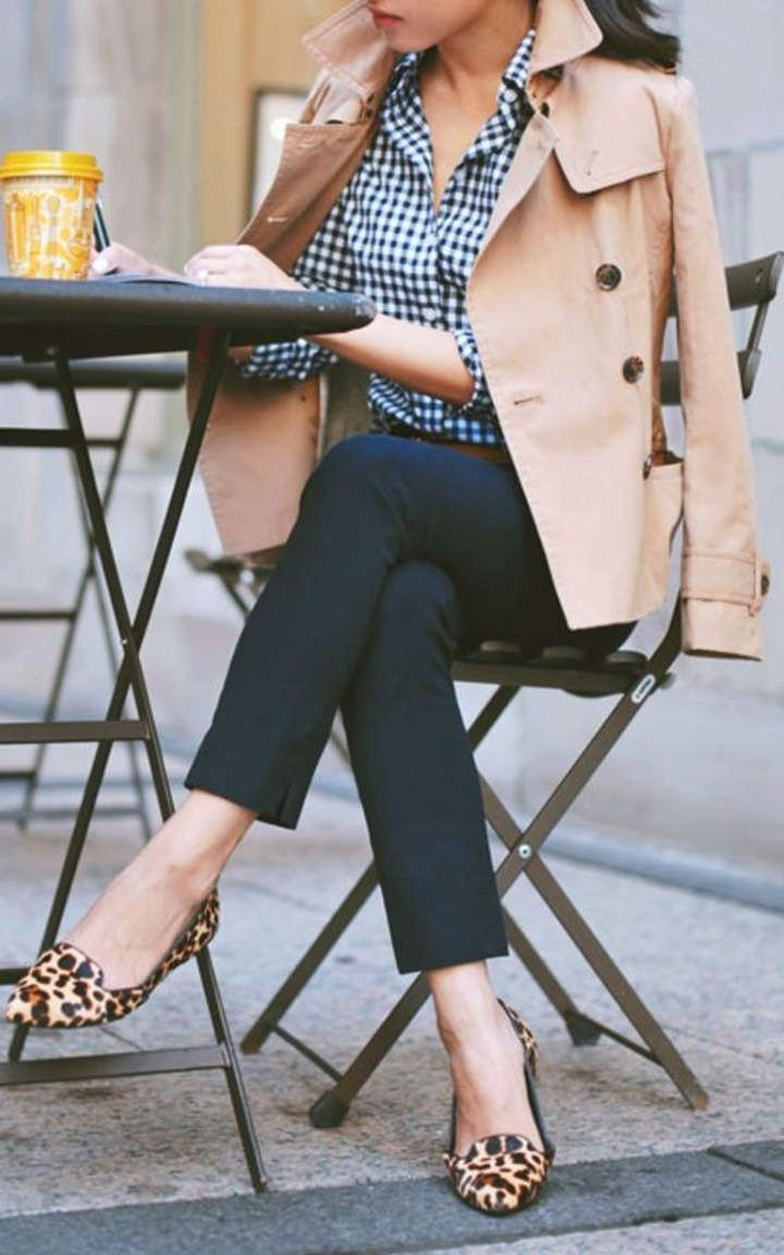 pantofi imprimeu leopard #6
