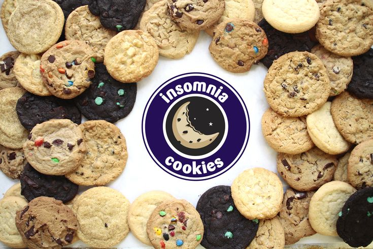Insomnia Cookies offers freshly baked cookies in an assortment of flavors. Cookies are delivered warm from the oven and straight to your door until 3 a.m.