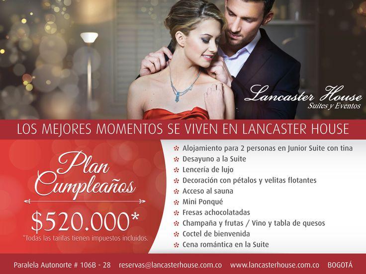 Special Birthday Plans / Plan Cumpleanos #Celebrations #Birthdays #cumpleanos #hotel #Bogota