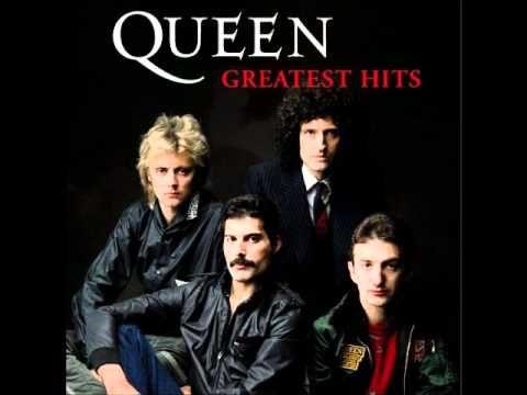 Queen - Greatest Hits (full album)
