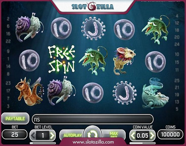 Evolution slot free #slot_machine #game presented by www.Slotozilla.com - World's biggest source of #free_slots where you can play slots for fun, free of charge, instantly online (no download or registration required) . So, spin some reels at Slotozilla! Evolution slot slots direct link: http://www.slotozilla.com/free-slots/evolution