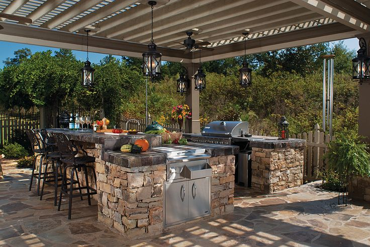 pin by atlanta decking fence on dreamy outdoor kitchens