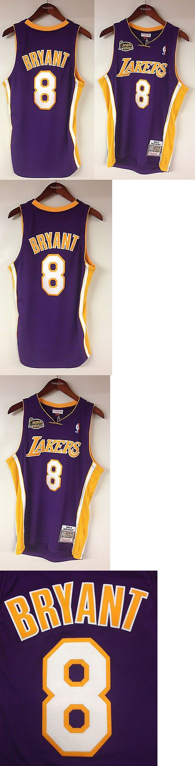 Basketball-NBA 24442: Kobe Bryant Los Angeles La #8 Mitchell And Ness Authentic 2001 Nba Finals Jersey -> BUY IT NOW ONLY: $219.99 on eBay!