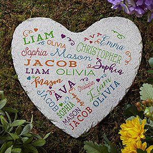 Best 25+ Personalized garden stones ideas on Pinterest | Garden ...