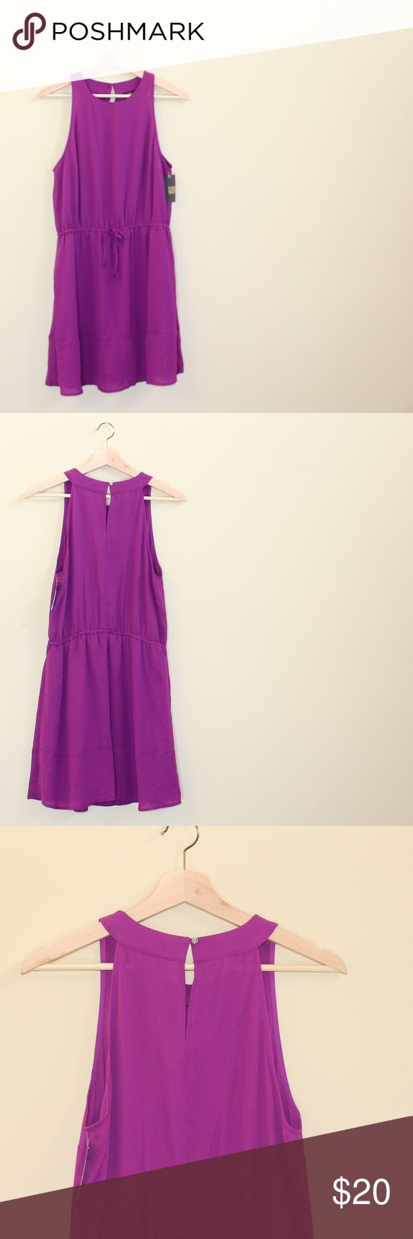 """  new   purple spring dress 35"""" long. 34"""" bust. 40"""" hip Mossimo Supply Co. Dresses"""