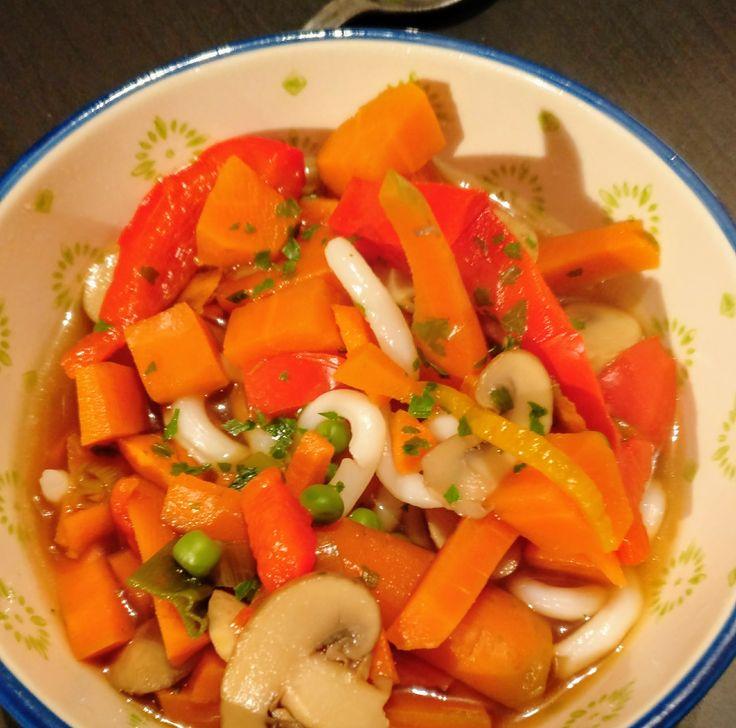 Recept: luie noedel soep – Cookies and Carrots