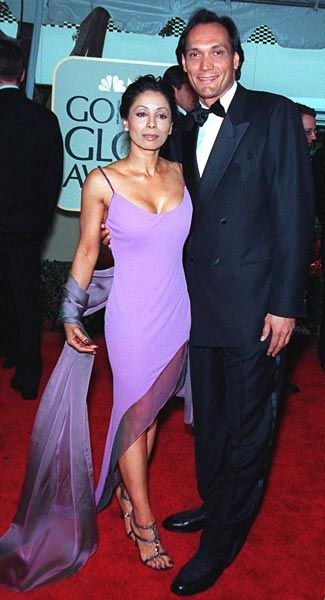 Wanda De Jesus & Jimmy Smits have been together since 1986