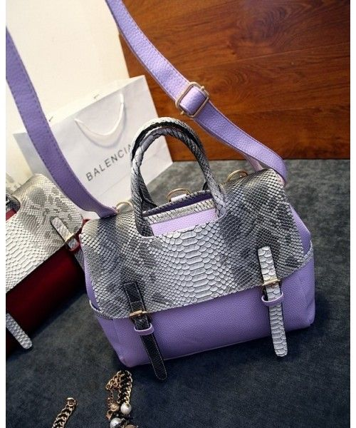 TasImport BJ4640-PURPLE Tas Import MURAH Korea Online Tas import Murah Ready Stock. Merek Berkualitas IMPORT 100% DI JAMIN ! MODEL :  BAG / BACKPACK Original Product China. == Description :   Material PU Leather  Bottom Width 30 Cm  Height 35 Cm  Thickness 8 Cm  With Longstrap  Weight 0.9kg   ..