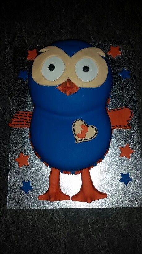 My Hoot Cake