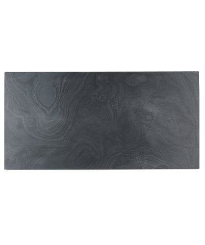 Honed Black Slate (60x30cm) Tile