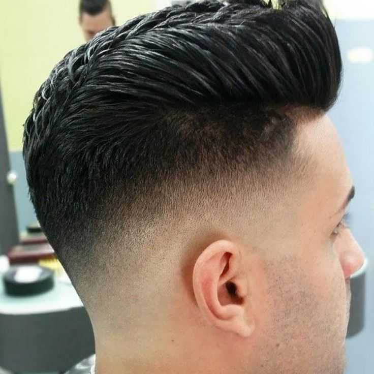 Men S Black And Brown Hairstyles Trends Gallery European