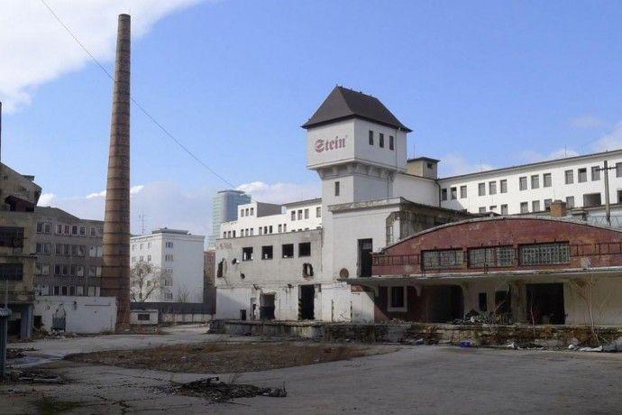 Pivovar Stein v Bratislave