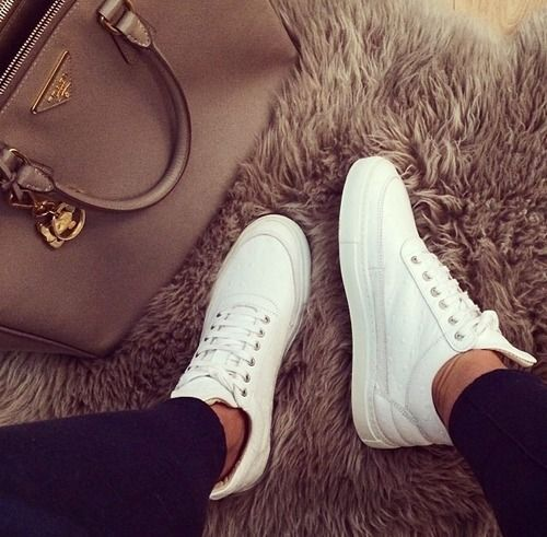 Filling Pieces All White #fillingpieces #sneakerfreak