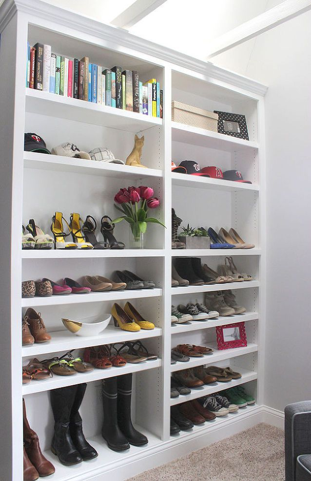 Shoe Organization Solutions
