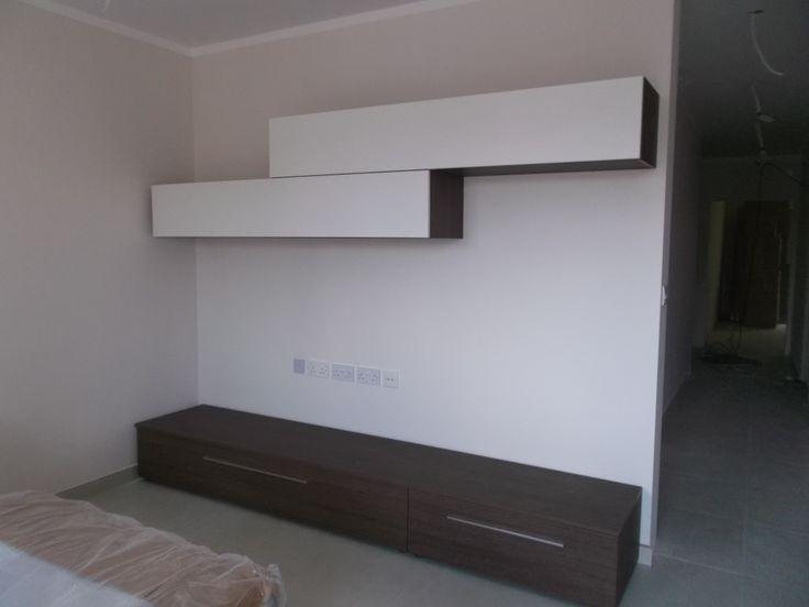 Voila: living room (ready for the TV)