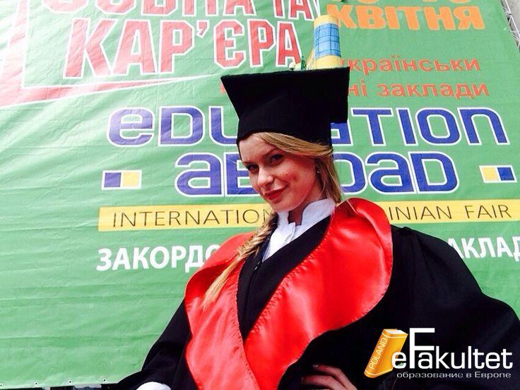 Международная выставка «Обучение за рубежом» #eFakultet #Poland #Polska #Польша #Образование_в_Польше #Учеба #Выставка #Карьера