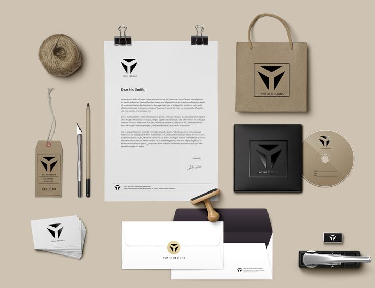 Brand identity for jewellery brand