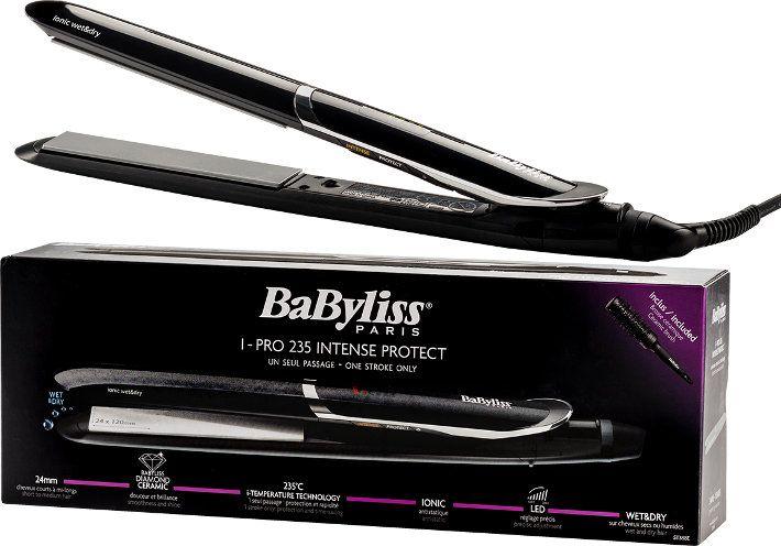 Placa pentru indreptat parul BaByliss Ipro 235 Intense Protect