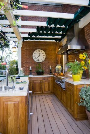 Find This Pin And More On Outdoor Kitchens By Madolittle.