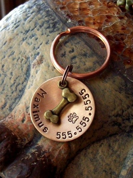 Dog Tag/Tags Pet ID Tags Tag Antique Soup by FetchAPassionTags, $12.00