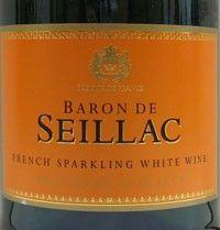 Baron de Seillac Brut Blanc de Blancs NV