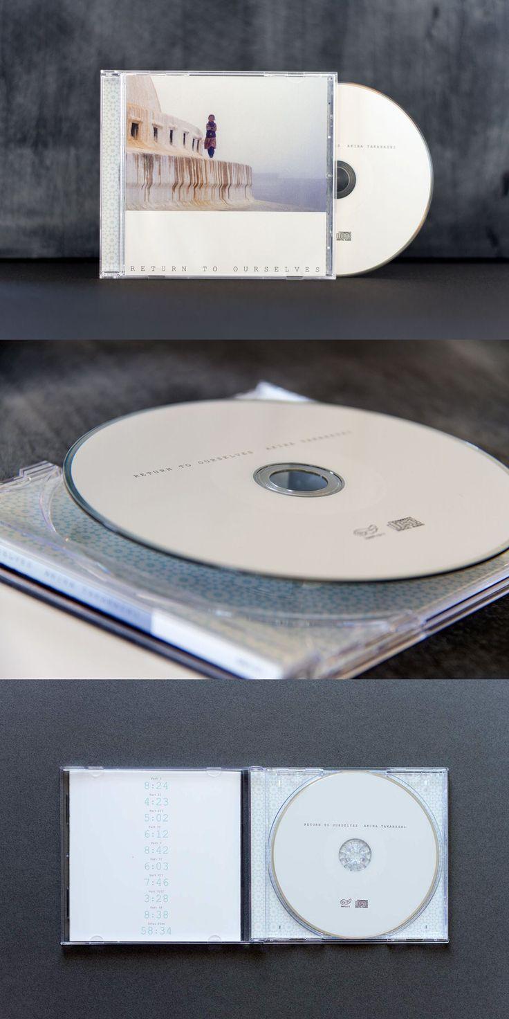 CD Jacket Design