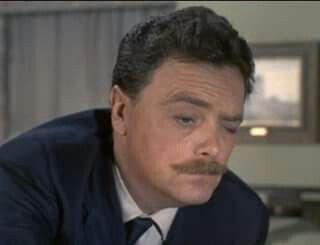 Bernard Fox. Calling Dr. Bombay!