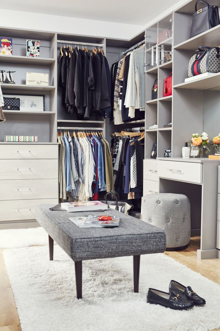 Not Surprisingly, This Fashionista Has Got A Killer Closet.