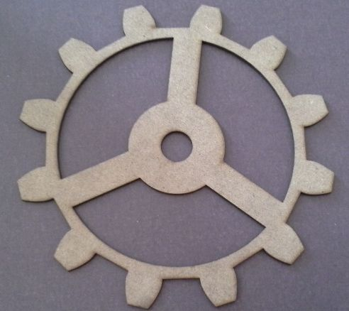 Ex Large cogs  Style  4    ( 3 spoke)