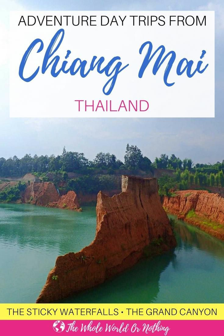 If you're planning a backpacking trip to Thailand you simply have to go up North to Chiang Mai, it's a beautiful place & there are some really fun day trips from Chiang Mai too! | #chiangmai #thailand #thailandtravel #southeastasia #travel #traveltips #bestofthailand #bestofasia #backpacking #exploreasia #gapyear #explorethailand #traveltheworld