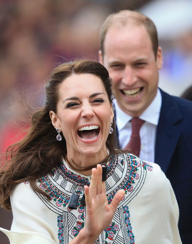 Kate Middleton Shoots Bow and Arrow, Continues Royal Tour With Prince William in BhutanETonline