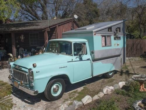 International Harvester Trailers : Images about vintagetravel trailers rv s on