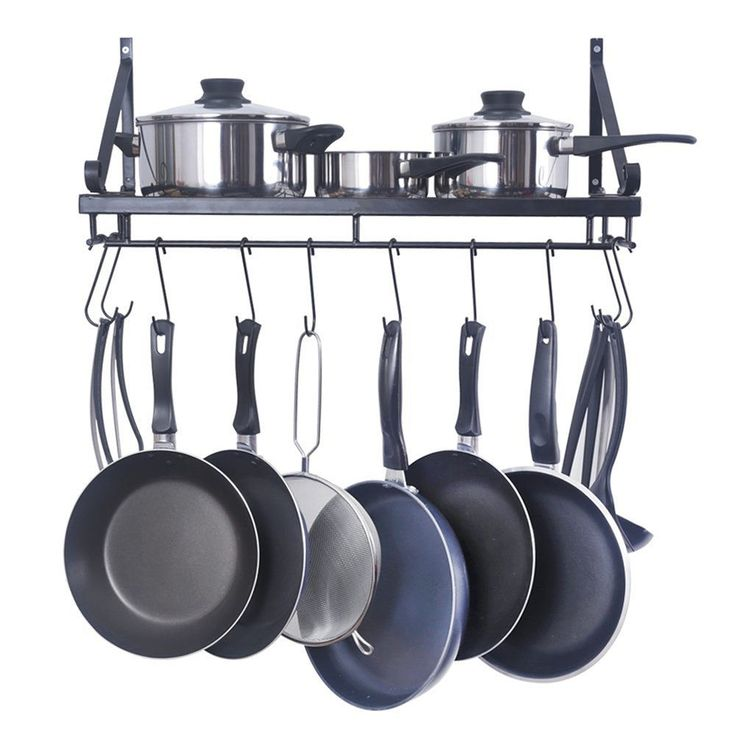Best 25 hanging pans ideas on pinterest hanging pots for Kitchen s hooks for pots and pans