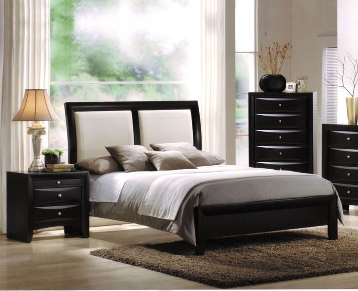 california king beds frame with nightstand and dressers - Bed Frame California King