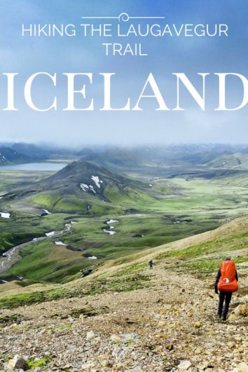 If you are looking to test yourself physically, as well as rewarding yourself with moments of wonder, then Iceland's Laugavegur is the trek for you. Click through to post for trail tips.