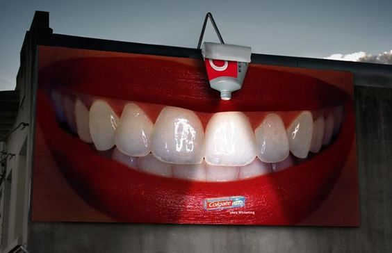 Funny #ads #posters #commercials connected with teeth. Follow us on www.facebook.com/ApReklama for more. Repinned by www.apreklama.pl https://www.instagram.com/arturjanas/ #ads #marketing #creative #poster #advertising #campaign #reklama #śmieszne #commercial #humor #cola #gum #chewinggum #orbit #colgate #toothpaste