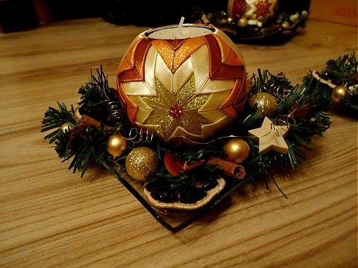 Vianočné svietniky